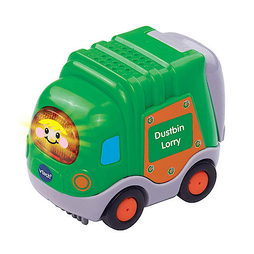 Vtech Toot Toot Drivers: Dustbin Lorry