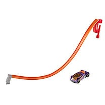 Hot Wheels Basic Trackset - Mega Jump