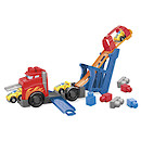Mega Bloks First Builders - Fast Tracks Racing Rig