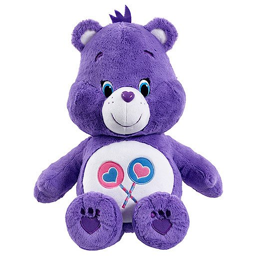 Image of Care Bears 50cm Soft Toy - Share Bear