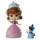Disney Sofia the First Figure with Friend - Princess Sofia with Merryweather