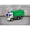 Friction Construction Truck with Light & Sound - Recycling Truck