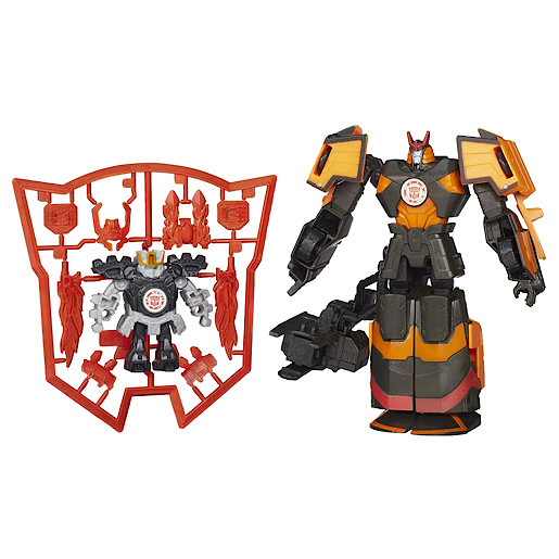 Transformers Robots In Disguise MiniCon Deployers Action Figure  Drift with Jetstorm