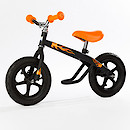 Chillafish Jack Balance Bike Black/Fire Ride On
