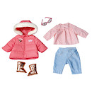 Baby Annabell Deluxe Winterset Outfit With Boots