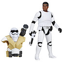 Star Wars The Force Awakens Armour Up 9cm Finn (FN-2187) Figure
