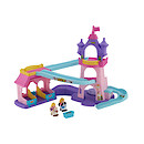 Fisher-Price The Little People Disney Princess Klip Klop Stable Playset