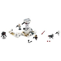 LEGO Star Wars The Force Awakens Hoth Attack - 75138