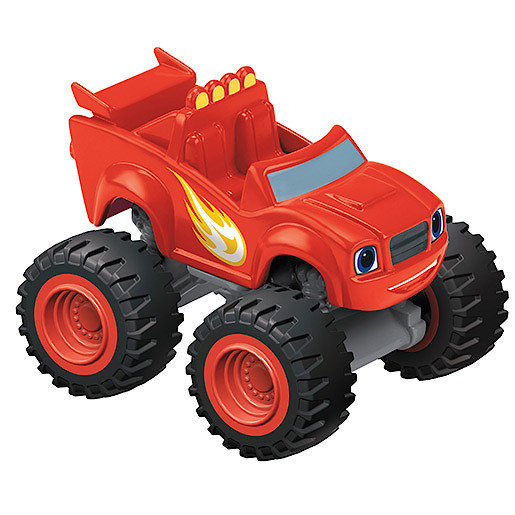 Image of Fisher-Price Blaze and the Monster Machines Die Cast Vehicle - Blaze