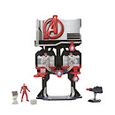 Marvel Captain America: Civil War Miniverse Playset - Iron Man Armoury