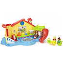 Fisher-Price Little People Musical Preschool Playset