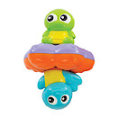 Playgro Flip and Switch Floating Friends Bath Toy