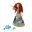 Disney Princess Magical Story Skirt Doll - Merida