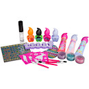 Dreamworks Trolls Lipgloss and Makeup Set