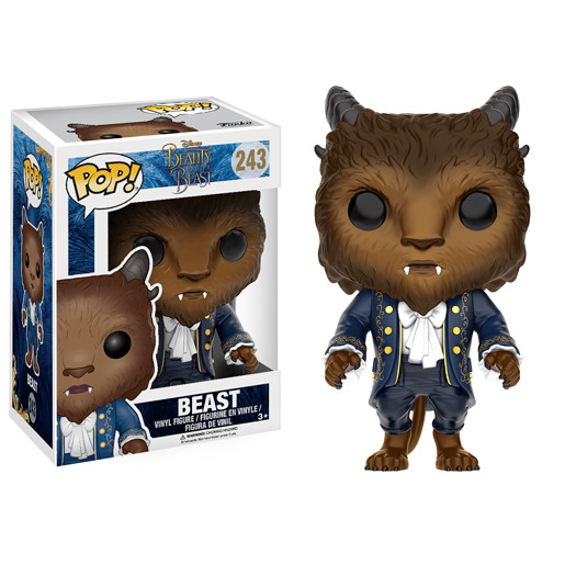Funko Pop! Beauty & The Beast - Beast