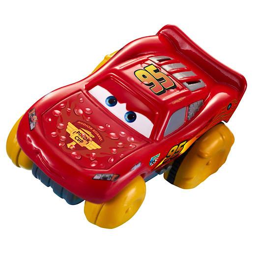 Image of Disney Pixar Cars Hydro Wheels Lightning McQueen Vehicle