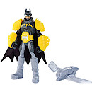 Batman Power Attack 15cm Figure - Mega Blast Batman