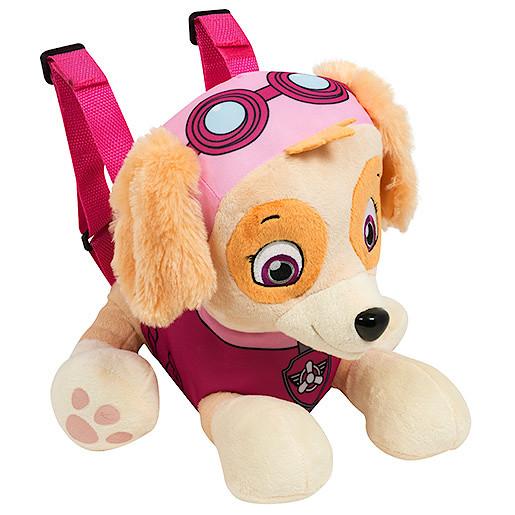 Paw Patrol Skye Soft Backpack