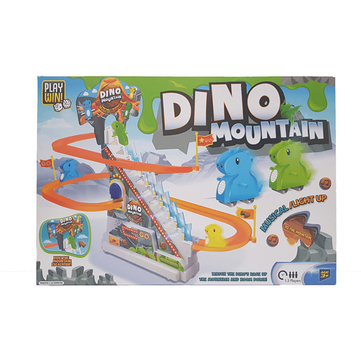 Play & Win Dino Mountain Game
