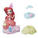 Disney Princess Little Kingdom Fashion Change Ariel Doll