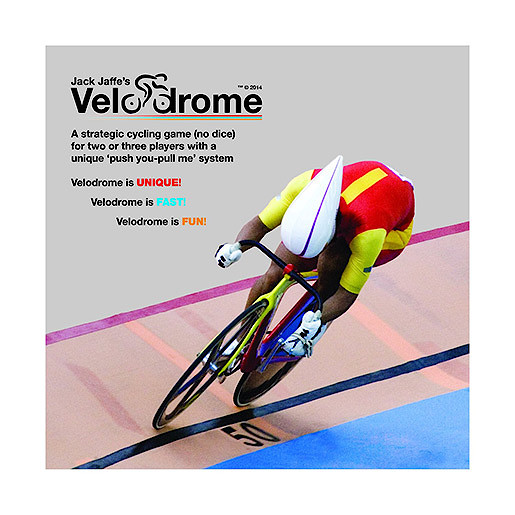 Jack Jaffes Velodrome Cycling Game