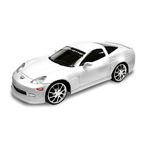 1:24 Friction Powered Corvette