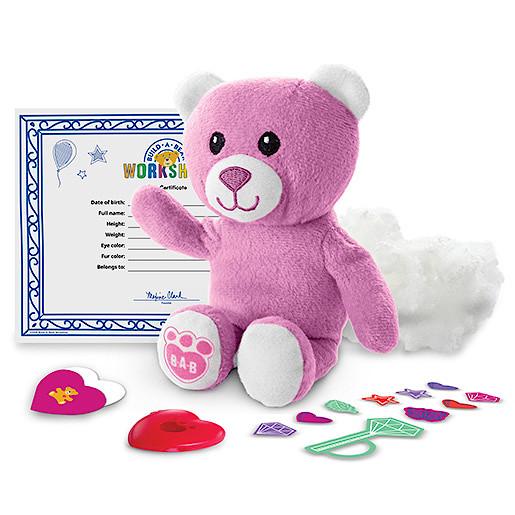 Image of Build-A-Bear Workshop Skins - Pink Bear