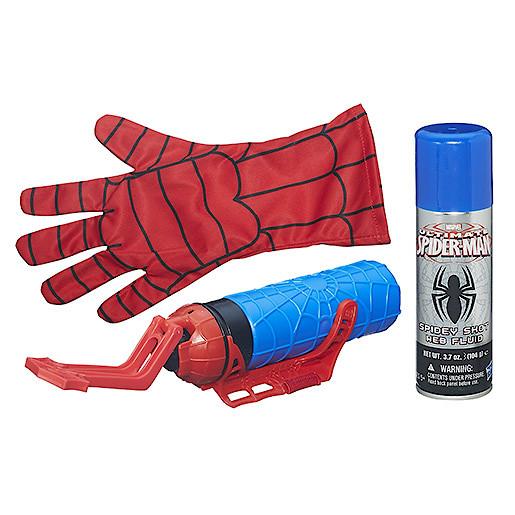 Marvel Ultimate Spider-Man Sinister 6 Colour Shock Web Slinger  - Spider-Man