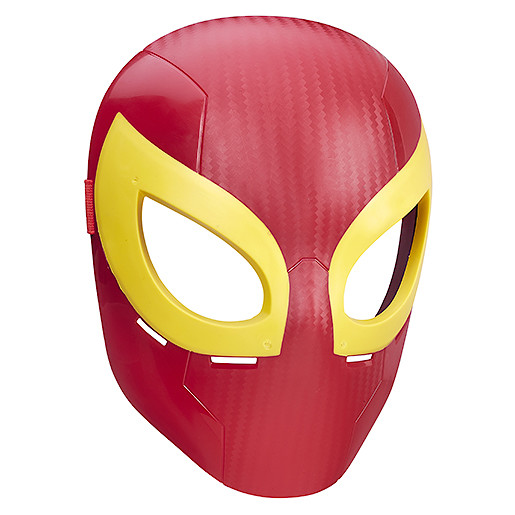 Marvel Ultimate Spider-Man Hero Mask - Iron Spider