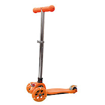 Tri Fold Scooter - Orange