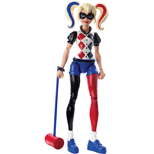 DC Super Hero Girls Action Figure - Harley Quinn