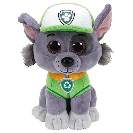 Ty Paw Patrol Soft Toy - Rocky
