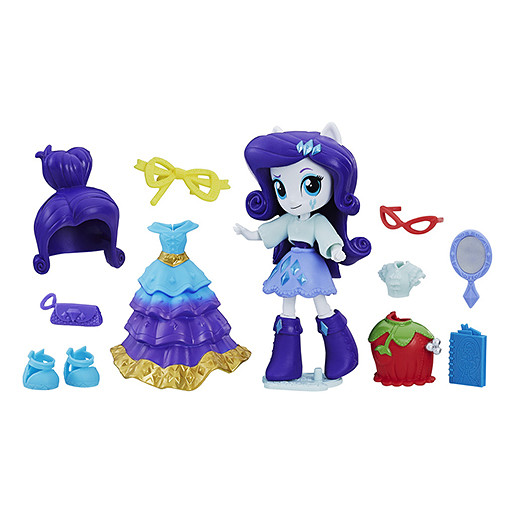 My Little Pony Equestria Girls Minis Switch n Mix Fashions - Rarity