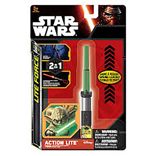 Action Lite Star Wars Action Lite Mini Light Saber - Yoda