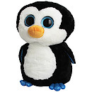 Ty Beanie Boos - 40cm Waddles the Penguin Large Soft Toy