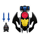 Fisher-Price Imaginext DC Super Friends - Batman with Batwing Vehicle