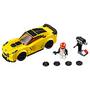 LEGO Speed Champions Chevrolet Corvette Z06 - 75870
