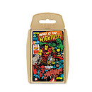 Top Trumps Marvel Comics Retro Cards