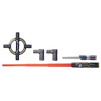 Star Wars Bladebuilders Spin-Action Lightsaber