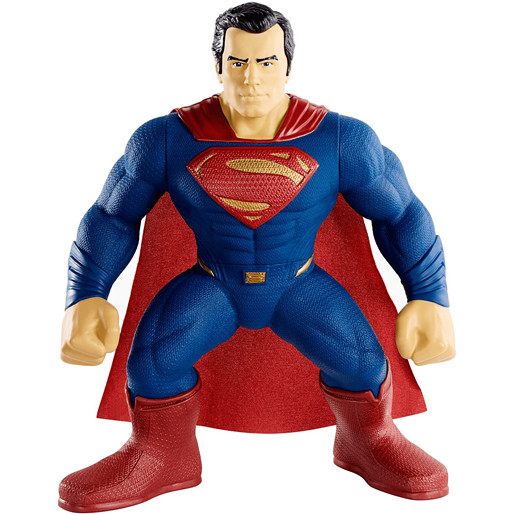 DC Justice League Team Trainers 35cm Figure - Superman