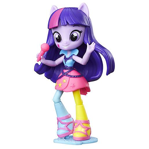My Little Pony Equestria Girls Figure  Twilight Sparkle