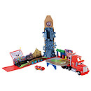 Disney Pixar Cars - Mega Mack Raceworld Playset