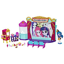 My Little Pony Equestria Girls Minis Movie Theatre