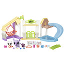 Littlest Pet Shop Cityscapes Pet Retreat Playset