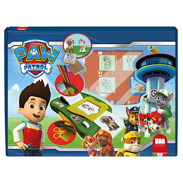 paw patrol sticker machine the entertainer the entertainer. Black Bedroom Furniture Sets. Home Design Ideas