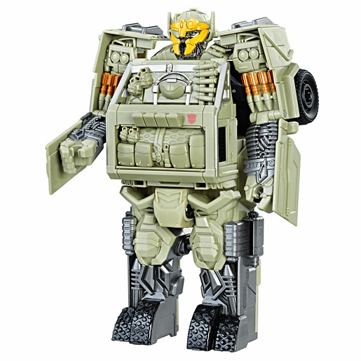 Transformers: The Last Knight 2-Step Turbo Changer Figure -�Autobot Hound