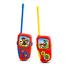 Paw Patrol Walkie Talkies