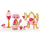 Mini Lalaloopsy Jewel's Primpin' Party