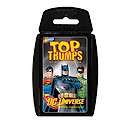 Top Trumps  - DC Superheroes Card Game