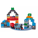 Mega Bloks Thomas and Friends Blue Mountain Coal Mine Set